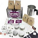"""<p><strong>DIY Gift Kits</strong></p><p>walmart.com</p><p><strong>$49.99</strong></p><p><a href=""""https://go.redirectingat.com?id=74968X1596630&url=https%3A%2F%2Fwww.walmart.com%2Fip%2F709356760&sref=https%3A%2F%2Fwww.thepioneerwoman.com%2Fholidays-celebrations%2Fgifts%2Fg32303677%2Fgifts-for-grandparents%2F"""" rel=""""nofollow noopener"""" target=""""_blank"""" data-ylk=""""slk:Shop Now"""" class=""""link rapid-noclick-resp"""">Shop Now</a></p><p>A whopping 49 pieces are included in this soy candle-making kit, which will keep them occupied all weekend long. It's a fun way to kickstart a new hobby.</p>"""