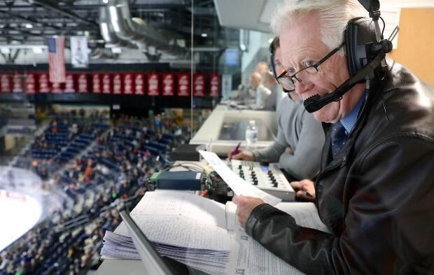 Bob Ridley was honoured by the team and staff on Saturday at Medicine Hat's Co-op Place.