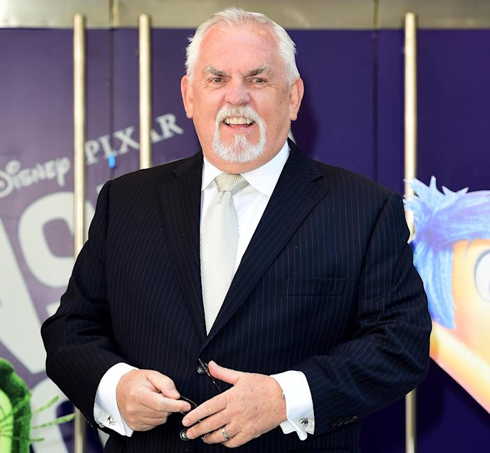 <p>Pixar voice actor John Ratzenberger is a fan of the former Apprentice host, telling Fox News: 'I want us to become self-reliant again … The only candidate out there is Donald Trump, for me, because he's a builder.' (PA) </p>