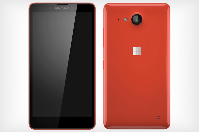 Leaked images reveal the Microsoft Lumia 750, the phone that never was, and never will be