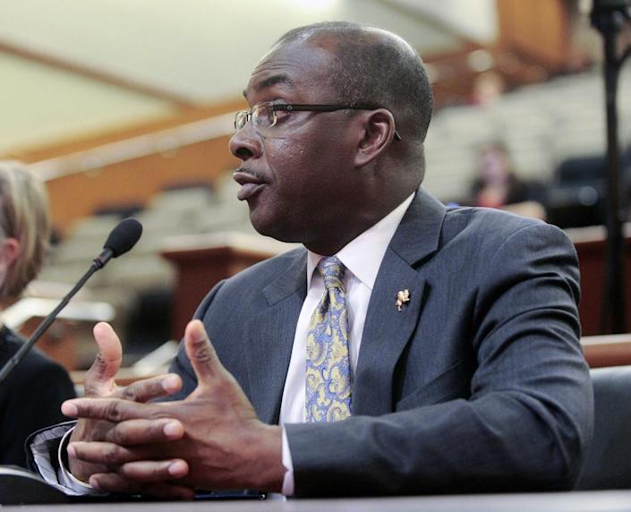 Buffalo Mayor Byron Brown has refused to concede the results of the primary and is asking voters to write his name on the November ballot.