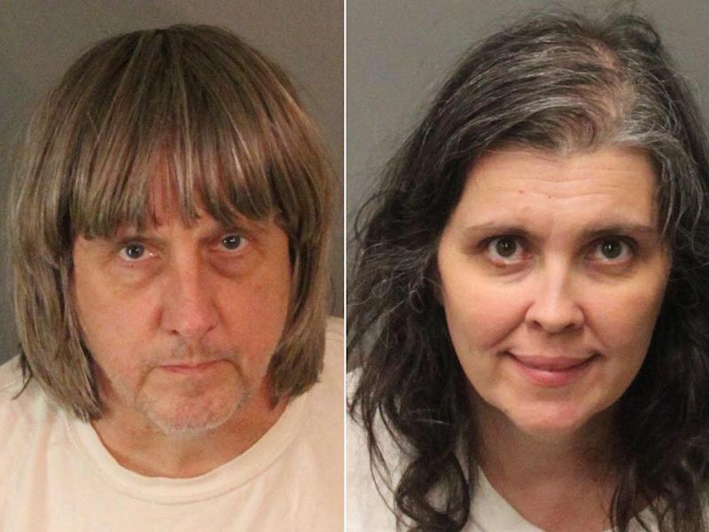 911 call made by teenage daughter of Turpin family reveals alleged abuse at California home