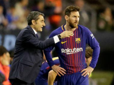 Copa del Rey: Barcelona aim for fifth consecutive title against Valencia as club looks to avoid further crisis