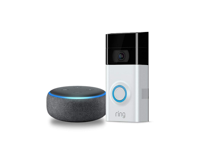 The Ring Video Doorbell 2 has a 4.3 out of 5-star rating with over 23,000 reviews. (Photo: Amazon)