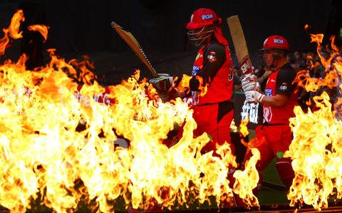 The Big Bash - Credit: Getty Images