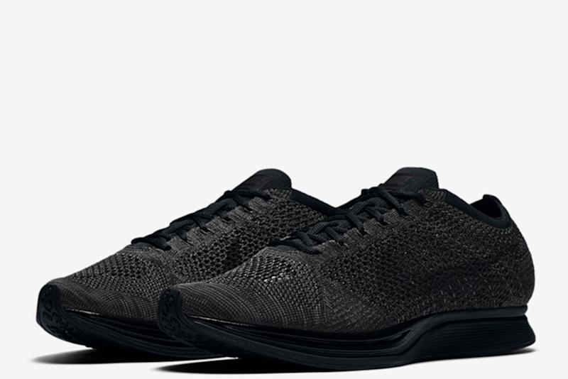 5be4f5678381e How to Buy the Triple-Black Nike  Midnight  Flyknit Racer