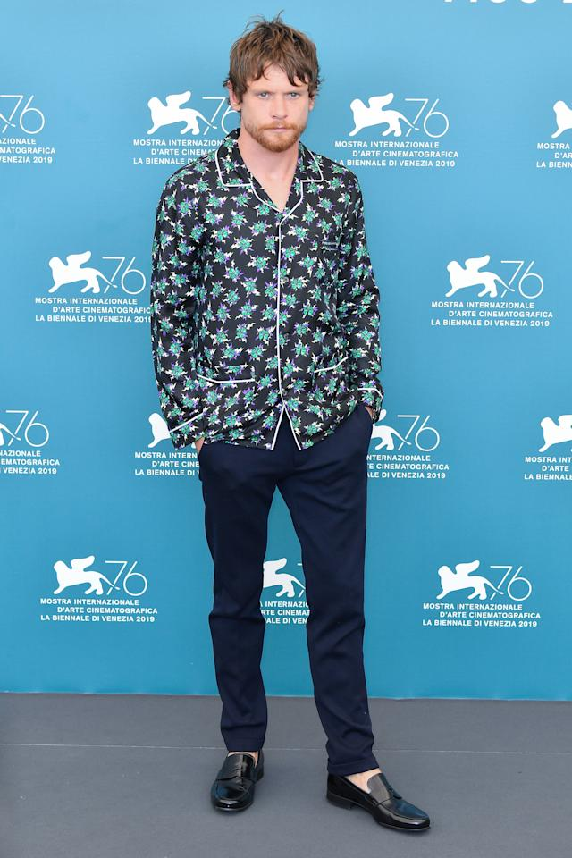 <p>WHERE: A screening of <em>Seberg</em> at the Venice Film Festival</p> <p>WHEN: August 30, 2019</p> <p>WHY: Fall style goals: Looking like you just emerged from the world's luxe-est bedroom.</p>