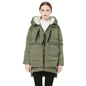 """<span class=""""caption"""">Orolay Women's Thickened Down Jacket</span> <span class=""""credit"""">Amazon</span>"""