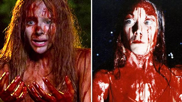 New Blood Vs Old Comparing The Carrie Remake With The