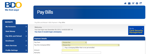 Easy Ways to Pay Bills Online - Online Banking Services