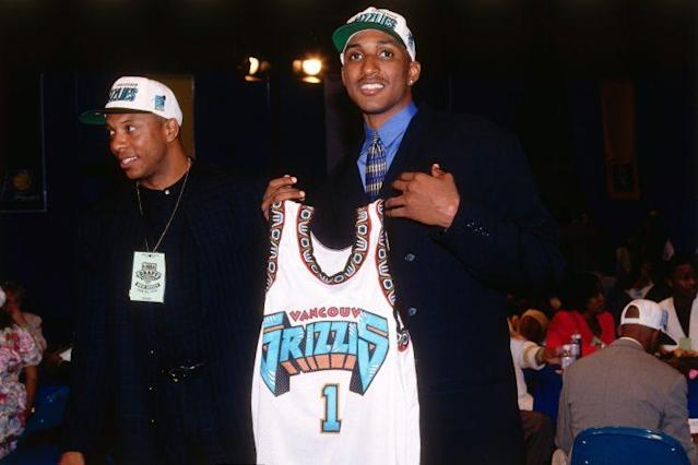 Shareef Abdur-Rahim (Getty Images)
