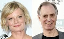 <p>Most will recall Martha Plimpton from 'The Goonies', in which she played spunky teenager Stef. What is less well known is that she's part of the Carradine acting dynasty. She's the daughter of 'Deadwood' and 'Dexter's Keith Carradine, her granddad was western legend John Carradine, and her uncle was the late David Carradine, star of 'Kung Fu' and 'Kill Bill'.</p>