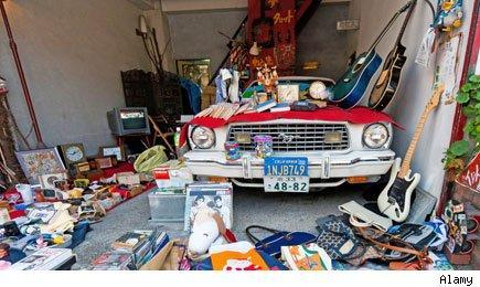 Clutter to cash - how to sell your stuff