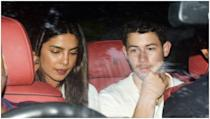 <p>It looks like with great happiness comes great responsibility for Priyanka Chopra. </p>