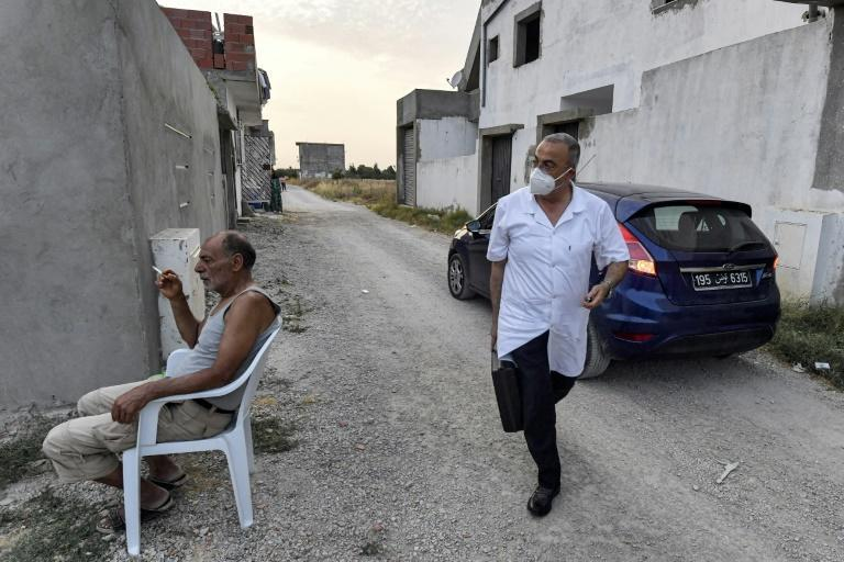CoviDar now provides an essential service at a time when Tunisian hospitals face being completely overrun by the pandemic