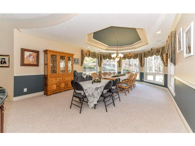 """<p>In addition to the main house, there are two other farm residences and a supervisor suite in the workshop. (Listing via <a rel=""""nofollow"""" href=""""https://www.remax.ca/ab/rural-parkland-county-real-estate/na-27023-twp-rd-511-road-na-wp_id173150109-lst/"""">Remax</a>) </p>"""