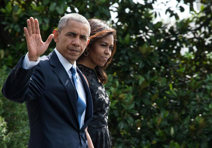 <a href=&quot;http://edition.cnn.com/2017/10/09/politics/clinton-obama-weinstein/index.html&quot; target=&quot;_blank&quot;>Weinstein visited the White House</a> multiple times while Obama was in office after having raised huge funds&amp;nbsp;for his presidential campaign. Earlier this year, Malia Obama&amp;nbsp;also reportedly worked for the Weinstein Company.<br /> <br />&quot;Michelle and I have been disgusted by the recent reports about Harvey Weinstein,&quot; <a href=&quot;http://edition.cnn.com/2017/10/10/politics/hillary-clinton-harvey-weinstein/index.html&quot; target=&quot;_blank&quot;>the Obamas said in a statement</a>. &quot;Any man who demeans and degrades women in such fashion needs to be condemned and held accountable, regardless of wealth or status. We should celebrate the courage of women who have come forward to tell these painful stories. And we all need to build a culture -- including by empowering our girls and teaching our boys decency and respect -- so we can make such behavior less prevalent in the future.&quot;