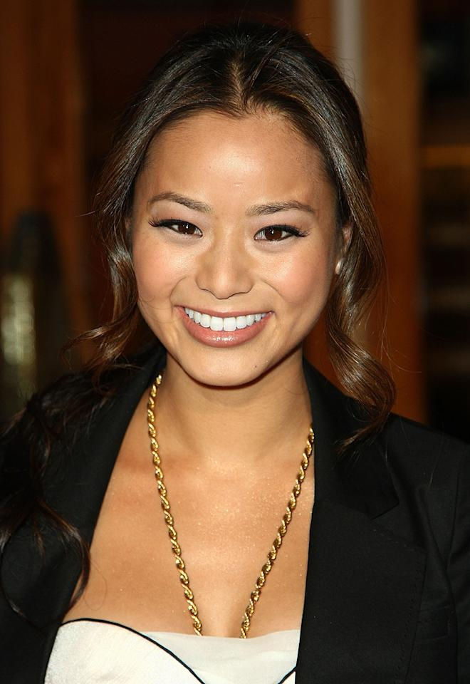 """<a href=""""http://movies.yahoo.com/movie/contributor/1809766996"""">Jamie Chung</a> at the Los Angeles premiere of <a href=""""http://movies.yahoo.com/movie/1809989992/info"""">Fast & Furious</a> - 03/12/2009"""