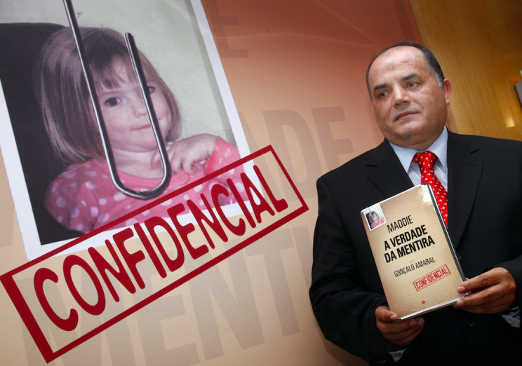 Mr Amaral made the astonishing claims in a new documentary (Rex)
