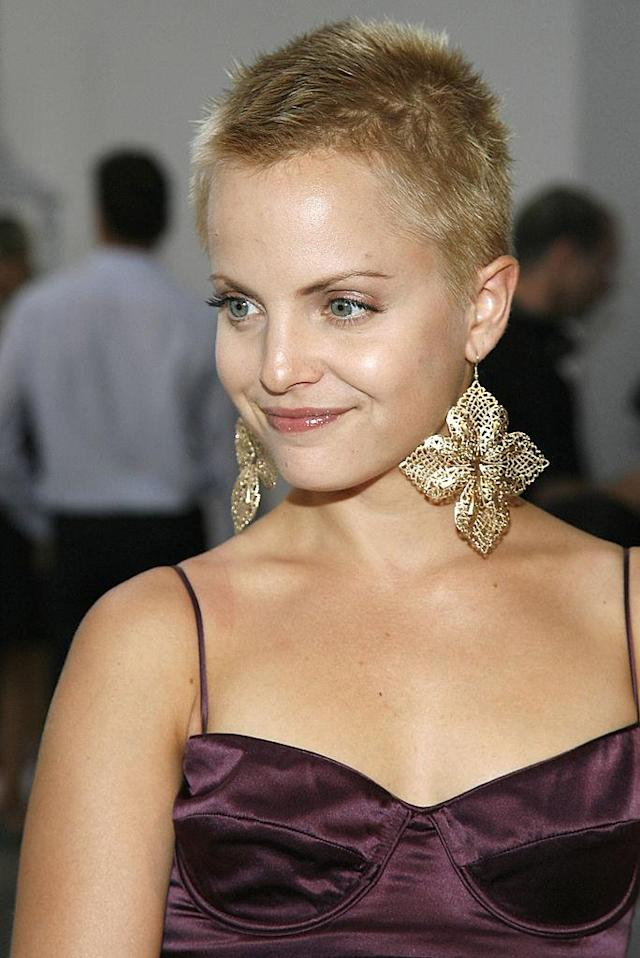 <p>Suvari went buzzed for her role in <em>The Garden of Eden</em>, which was released in 2008. (Photo: Getty Images) </p>