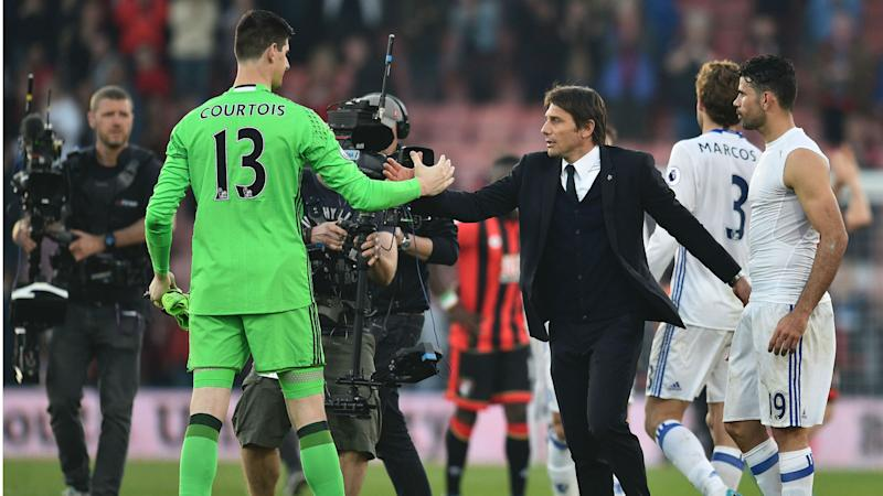 Courtois and Conte