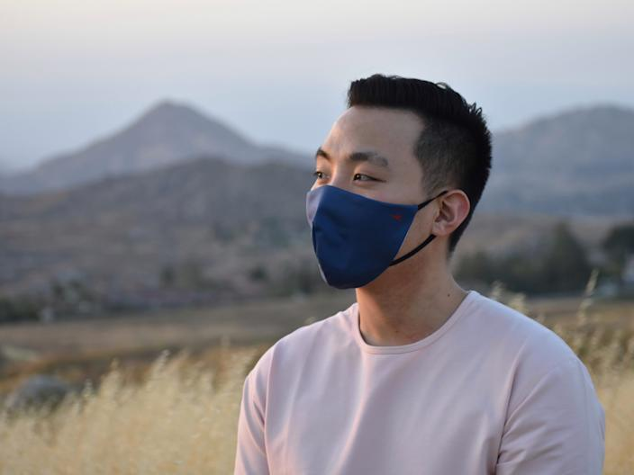 Oura face mask