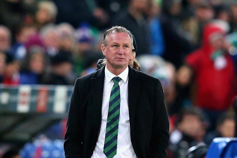 Northern Ireland's Michael O'Neill is the bookies favourite to replace Pulis (Getty Images)