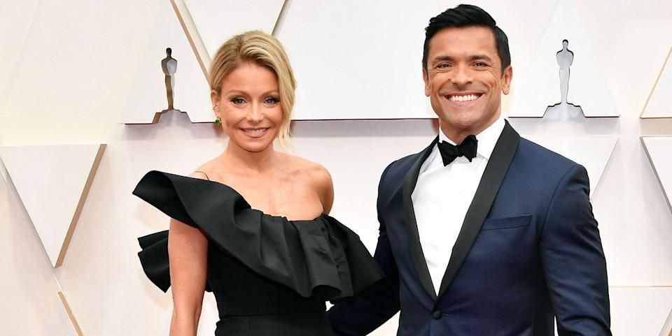 Mark Consuelos Says the Sexiest Thing About Kelly Ripa Is That She Loves to Read