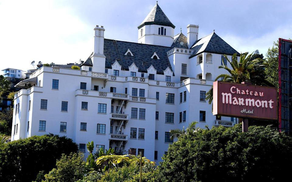 Chateau Marmont is known as the castle on Sunset - Pasadena Star-News/SCNG