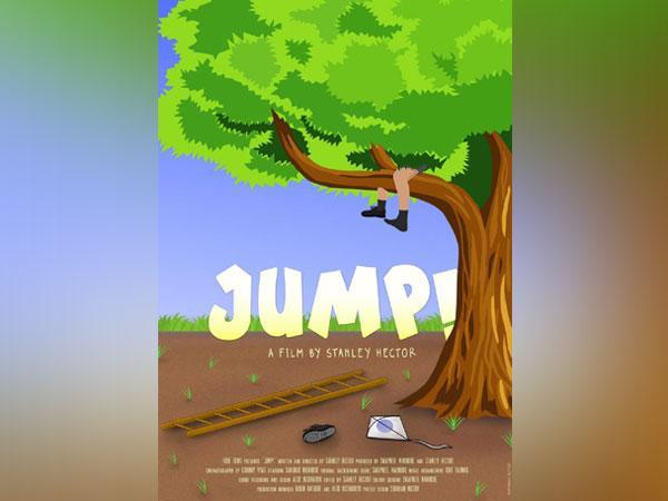 Jump, a film by Stanley Hector.