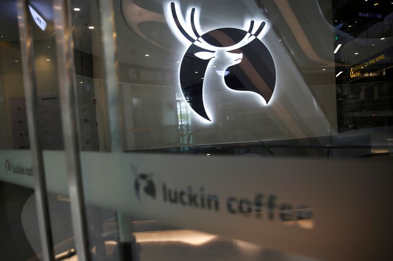 Luckin Coffee board moves to oust chairman