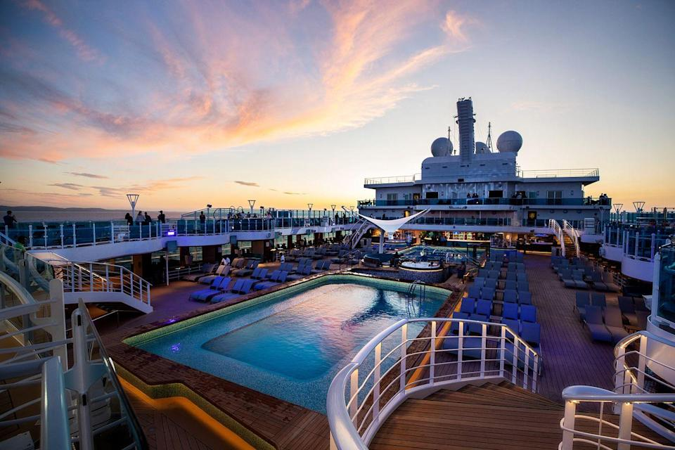"""<p>This summer, Princess Cruises is launching a selection of <a href=""""https://go.redirectingat.com?id=127X1599956&url=https%3A%2F%2Fwww.princess.com%2Fcruise-deals-promotions%2Fuk%2Fsummer-seacations%2F&sref=https%3A%2F%2Fwww.prima.co.uk%2Ftravel%2Fg36183644%2Fbest-mini-cruises-short-cruises%2F"""" rel=""""nofollow noopener"""" target=""""_blank"""" data-ylk=""""slk:Summer Seacations"""" class=""""link rapid-noclick-resp"""">Summer Seacations</a>, so you can spend between three and seven nights sailing around Southampton while you experience the excellent entertainment, stylish dining and spa facilities on board. The short cruises will take place from July and September, allowing you to soak up the summer sun on a romantic break or a family getaway kids will love.</p><p>Try the five-day cruise on the sleek Sky Princess, which stops at Portland for you to spend a day in Dorset, from £549. During the short sailing, you won't want to miss the incredible restaurants and West End-style theatre shows. Plus, there are plenty of activities to keep children entertained if you're travelling as a family. </p><p><a class=""""link rapid-noclick-resp"""" href=""""https://go.redirectingat.com?id=127X1599956&url=https%3A%2F%2Fwww.princess.com%2Fcruise-search%2Fdetails%3FvoyageCode%3DY125Q&sref=https%3A%2F%2Fwww.prima.co.uk%2Ftravel%2Fg36183644%2Fbest-mini-cruises-short-cruises%2F"""" rel=""""nofollow noopener"""" target=""""_blank"""" data-ylk=""""slk:BOOK NOW"""">BOOK NOW</a></p>"""