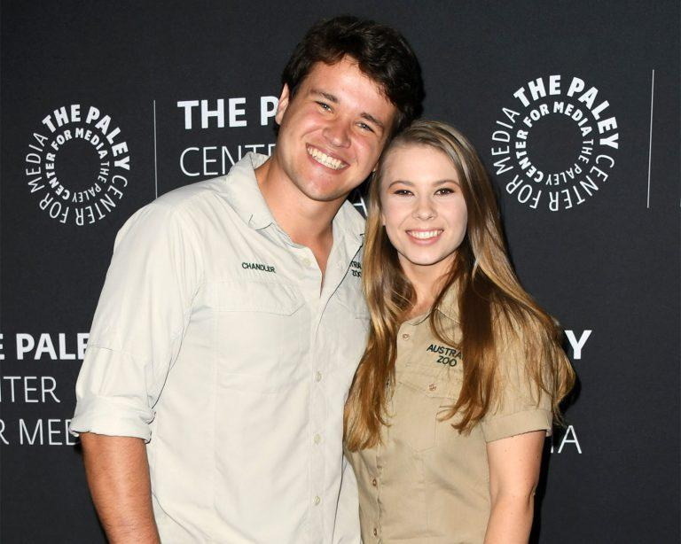 bindi irwin wedding planning