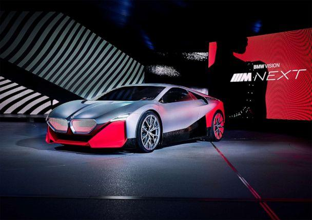 PHOTO: The BMW Vision M NEXT concept had its global unveil on June 25, 2019. (BMW)