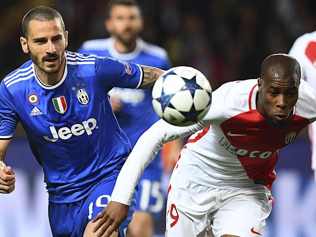 Juventus sent Barcelona packing to set up a semi-final with Monaco: Getty