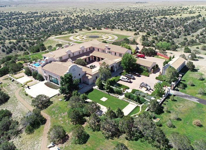 "<div class=""inline-image__caption""> <p>Jeffrey Epstein's Zorro ranch in New Mexico.</p> </div> <div class=""inline-image__credit""> Reuters </div>"