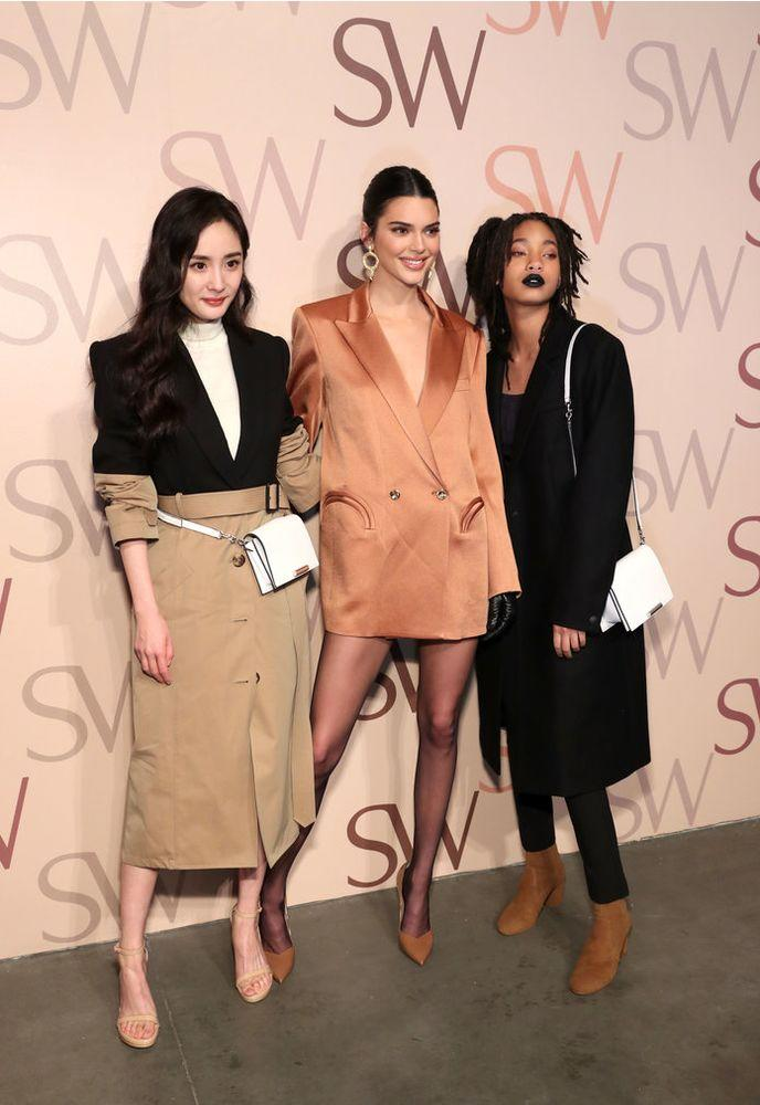 725198069a7b0 Kendall Jenner Boldly Wore a Blazer With No Pants (or Shirt)