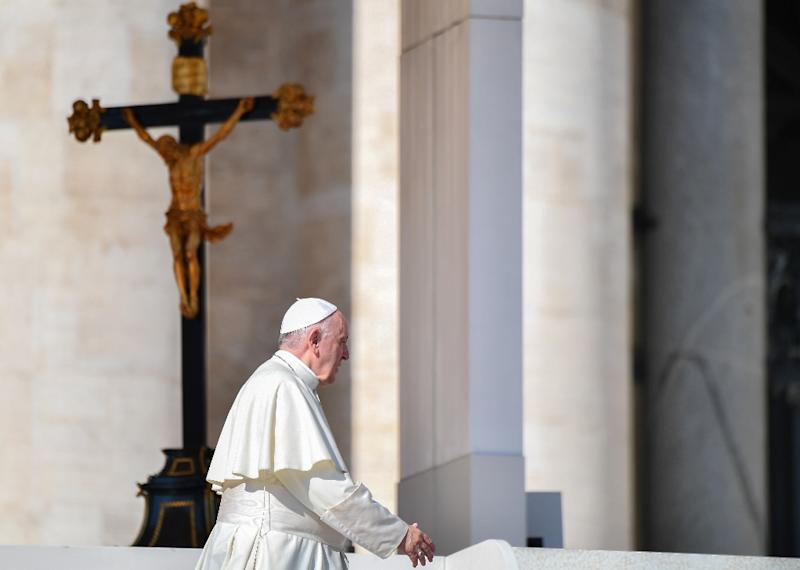 Pope Francis this year opposed a bill that would have legalised abortion in Argentina