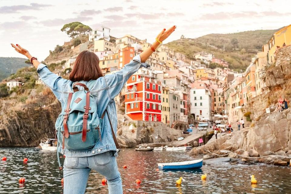 Italian spots such as Cinque Terre are a short-haul option while farther-flung destinations are off limits (Getty Images/iStockphoto)