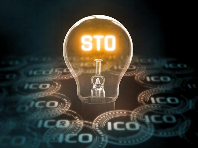 Forget about ICO, STO is here to stay. Image from Shutterstock.