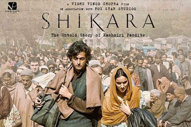 shikara trailer, Vidhu Vinod Chopra, Kashmir, Kashmiri Pandits, entertainment, Bollywood, Shikara, shikhara movie actors, shikara movie cast, shikara movie 2019, shikara movie star cast