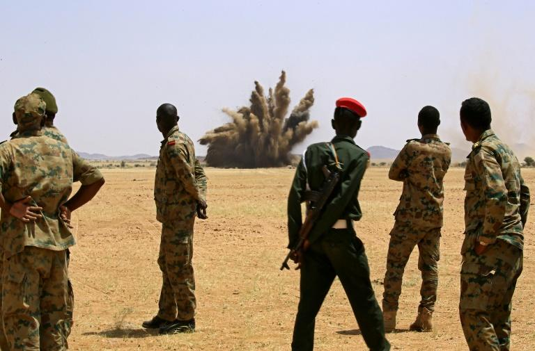 After Sudan's peace deal, the hard task begins of gathering the guns