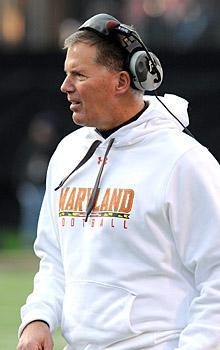 Maryland coach Randy Edsall didn't want his team to play against his former quarterback, but why should that matter?