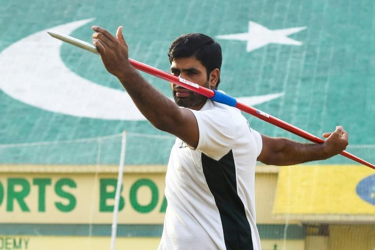 Nadeem was a promising cricketer before he turned to track and field