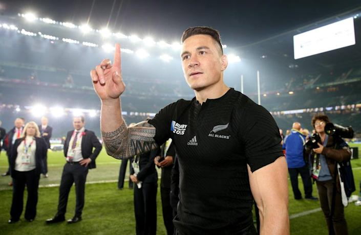 Sonny Bill Williams won back-to-back World Cups with the All Blacks (PA Archive)