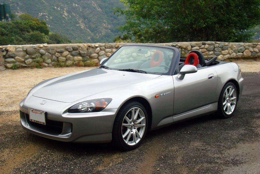 <p>With tremendous handling, attractively chiseled lines and a howling 9000-rpm engine sending chills down spines, the S2000 was the ultimate expression of turn-of-the-century Honda tech.</p>