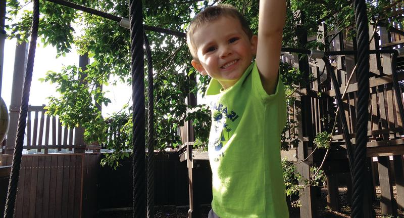 A supplied image obtained Saturday, Sept. 12, 2015 of missing three-year-old boy William Tyrrell.