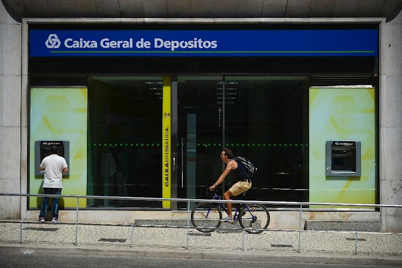 The state-owned Caiza Geral de Depositos, a branch of which is seen in Lisbon in 2014, will retain its current head Antonio Domingues, who announced his resignation from the bank November 27, 2016, until the end of December