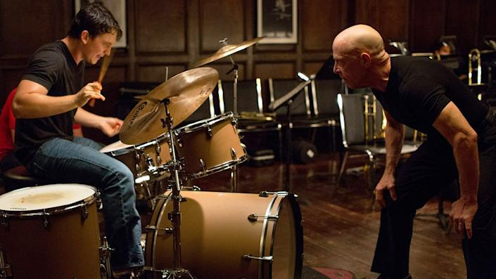 Whiplash miles teller drums