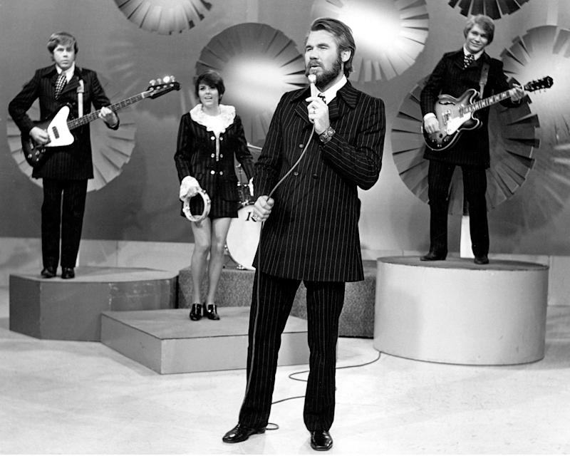 Kenny Rogers and the First Edition (1968-1974)